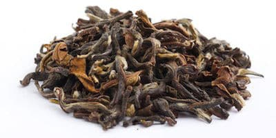 Black tea from Nepal