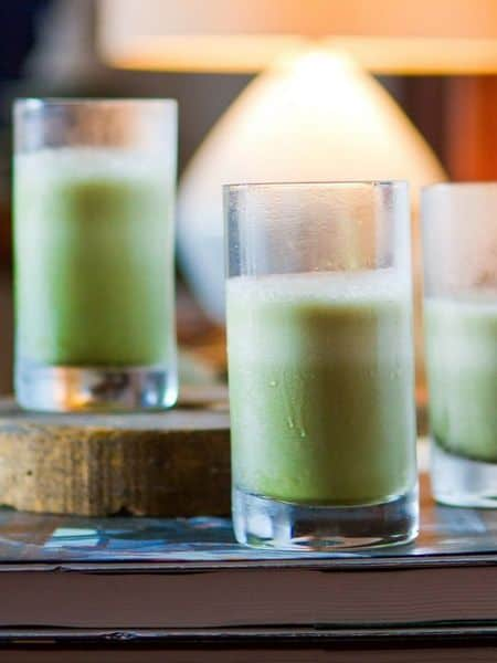 Green tea shake recipe