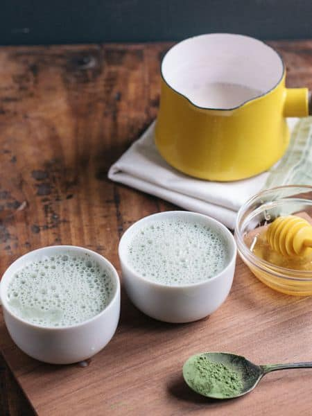 matcha green tea latte recipe