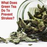 Green tea as medicine