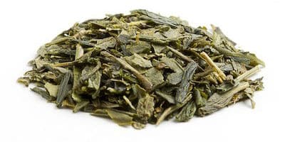 Sencha green tea from Japan
