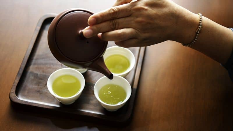 tea ceremony ritual