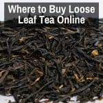 loose leaf tea