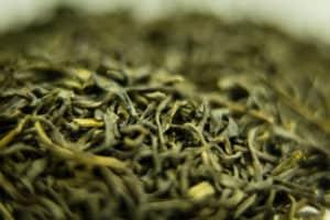 Loose leaf Chinese green tea