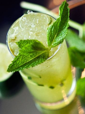 green tea gin and tonic recipe