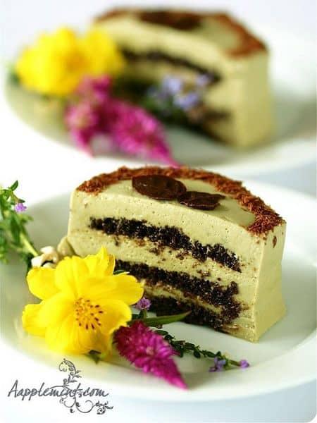 matcha mascarpone chocolate cake recipe