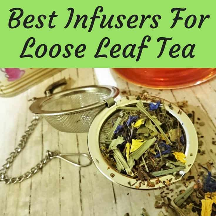 loose tea infusers
