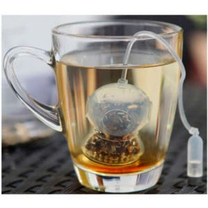 Deep Sea Diver Silicone Tea Infuser