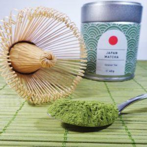 make matcha water bomb mask