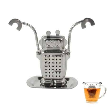 Stainless Steel Robot Tea Strainer