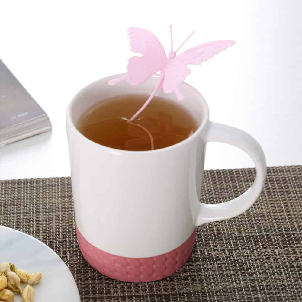 Butterfly Silicone Tea Infuser Let S Drink Tea