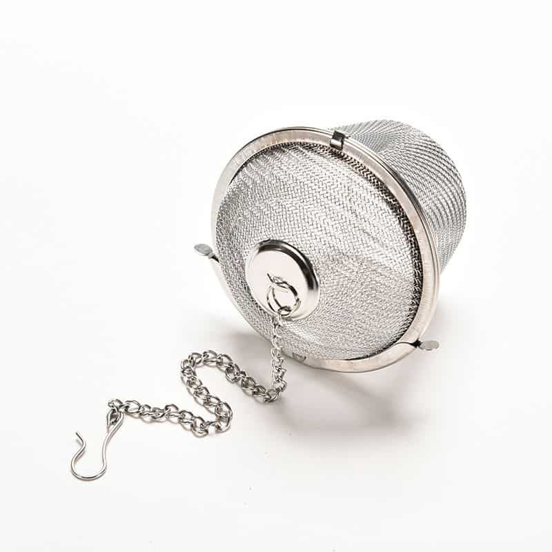 how to use mesh tea ball infuser
