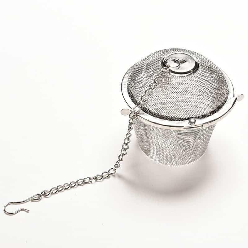 Mesh Ball Tea Infuser Let S Drink Tea