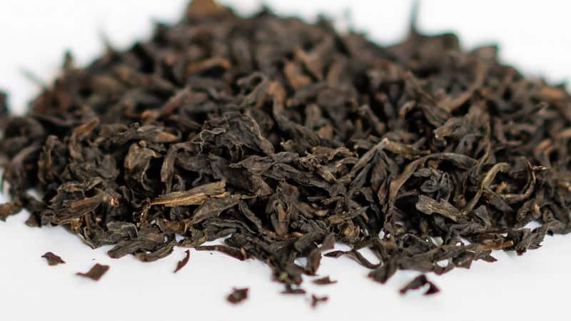Shui Xian Tea Leaves
