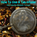 Learn how to use a tea infuser