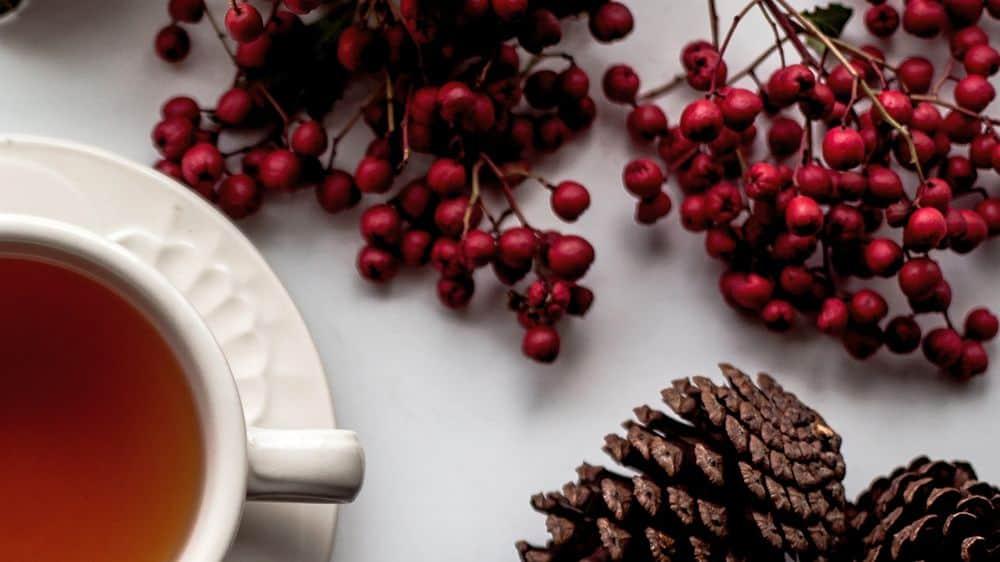 A tea for fall season