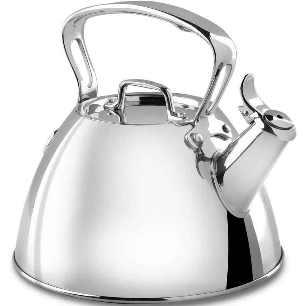 All-Clad whistling tea kettle reviewed