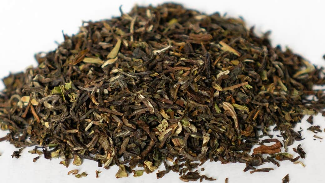 Nepal Black Tea Leaves