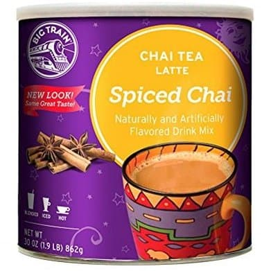 Big Train Spiced Chai Latte