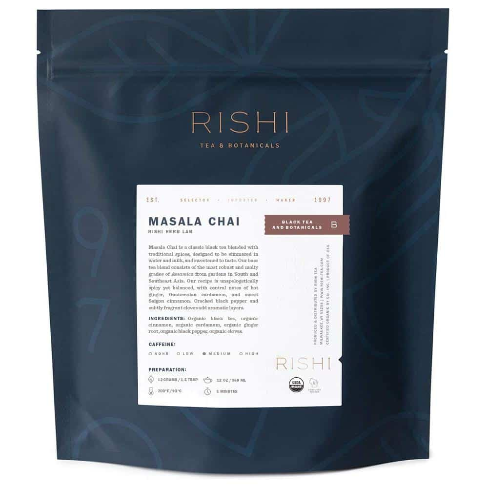 Rishi Organic Masala Chai