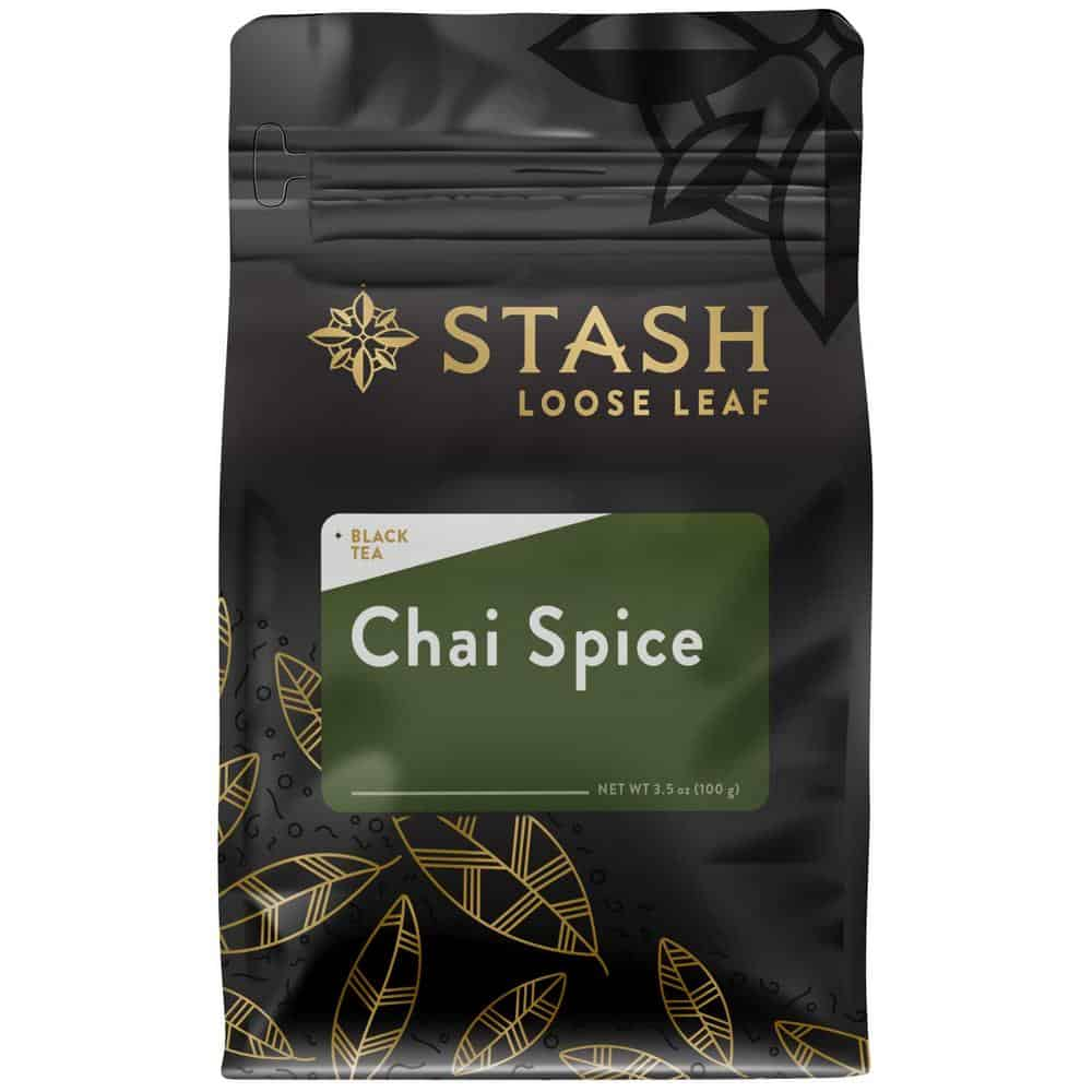 Stash Tea black loose leaf chai