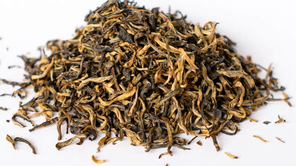 Yunnan Gold Black Tea from China