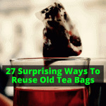 What To Do With Used Tea Bags
